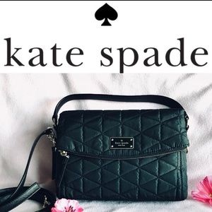 Quilted Crossbody Bag by KATE ♠️ SPADE